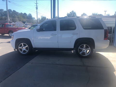 2011 Chevrolet Tahoe for sale at Mac's Auto Sales in Camden SC