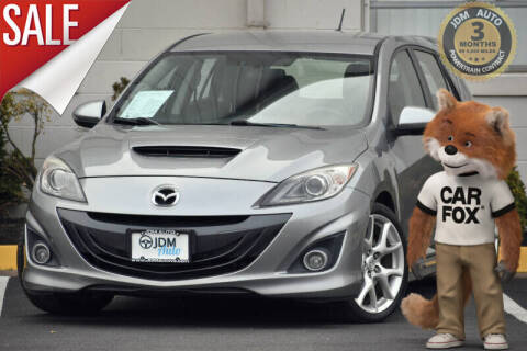 2012 Mazda MAZDASPEED3 for sale at JDM Auto in Fredericksburg VA