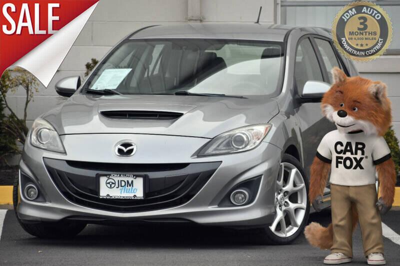 2012 Mazda MAZDASPEED3 for sale at JDM Auto in Fredericksburg VA