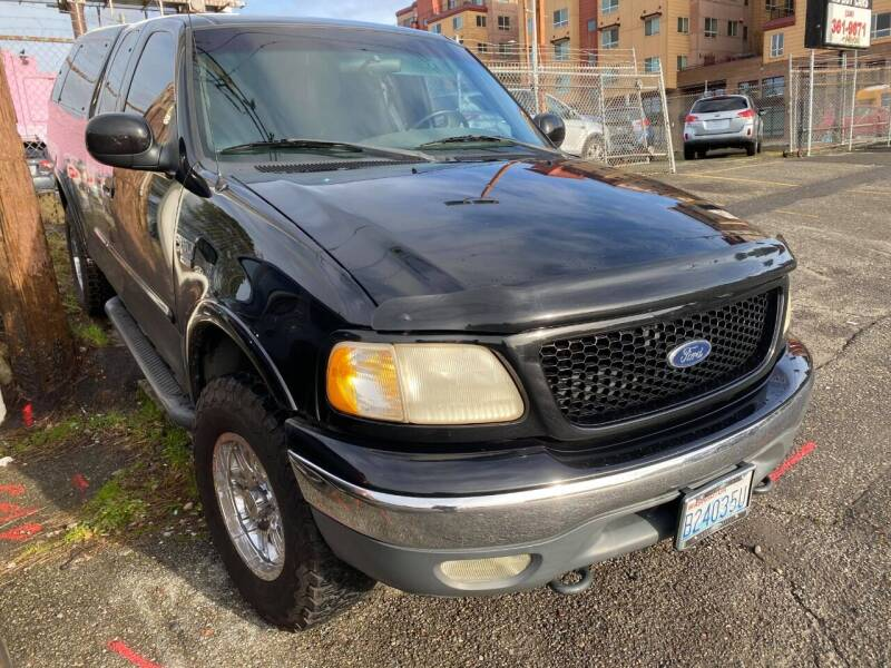 1999 Ford F-150 for sale at SNS AUTO SALES in Seattle WA