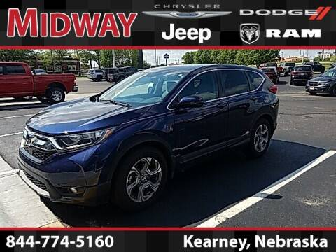 2017 Honda CR-V for sale at MIDWAY CHRYSLER DODGE JEEP RAM in Kearney NE