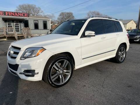 2015 Mercedes-Benz GLK for sale at Modern Automotive in Boiling Springs SC