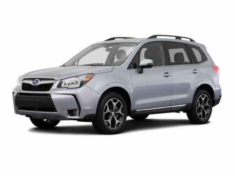 2016 Subaru Forester for sale at B & B Auto Sales in Brookings SD