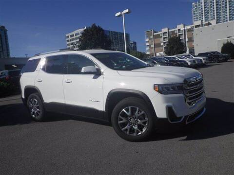 2020 GMC Acadia for sale at BEAMAN TOYOTA GMC BUICK in Nashville TN