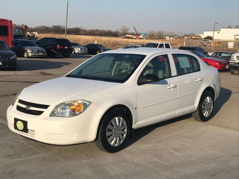 2007 Chevrolet Cobalt for sale at Casey's Auto Detailing & Sales in Lincoln NE