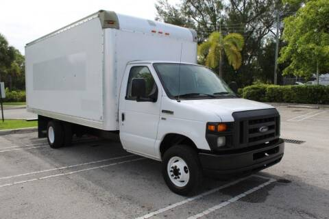 2013 Ford E-Series Chassis for sale at Truck and Van Outlet in Miami FL