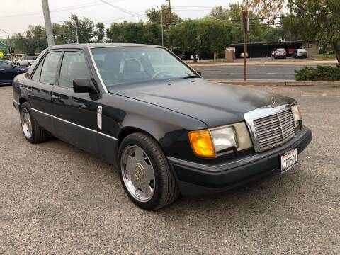 1992 Mercedes-Benz 400-Class for sale at All Cars & Trucks in North Highlands CA