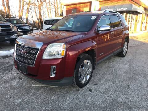 2011 GMC Terrain for sale at Barga Motors in Tewksbury MA