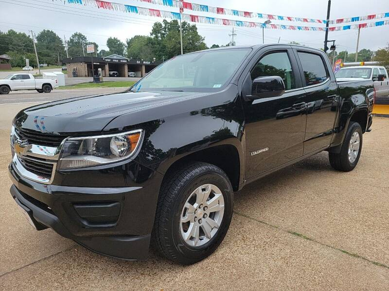 2018 Chevrolet Colorado for sale at County Seat Motors in Union MO