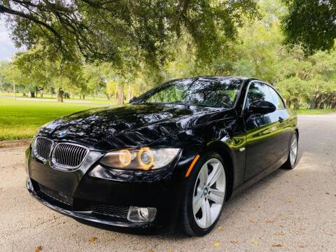 2007 BMW 3 Series for sale at FLORIDA MIDO MOTORS INC in Tampa FL