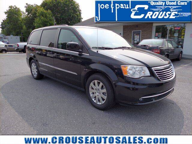 2015 Chrysler Town and Country for sale at Joe and Paul Crouse Inc. in Columbia PA