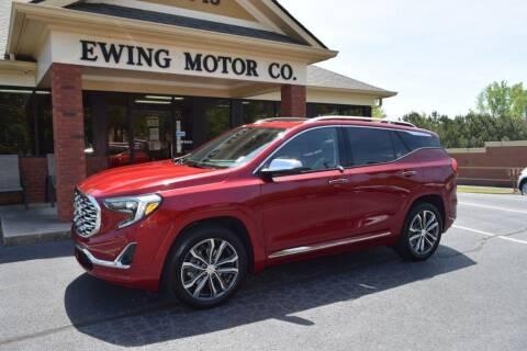 2019 GMC Terrain for sale at Ewing Motor Company in Buford GA