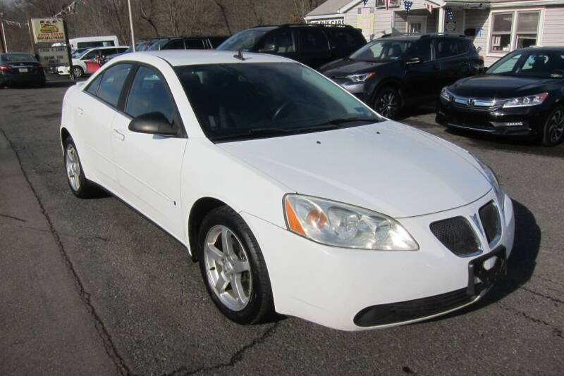 2009 Pontiac G6 for sale at K & R Auto Sales,Inc in Quakertown PA