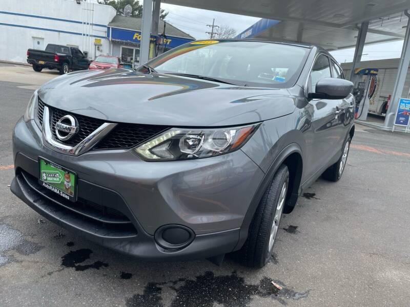 2018 Nissan Rogue Sport for sale at AUTORAMA SALES INC. - Farmingdale in Farmingdale NY