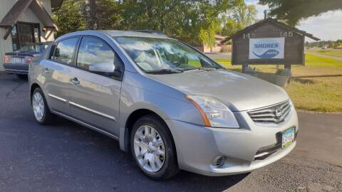 2010 Nissan Sentra for sale at Shores Auto in Lakeland Shores MN