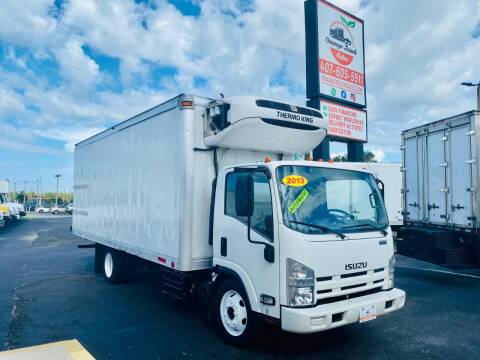 2013 Isuzu NQR for sale at Orange Truck Sales in Orlando FL