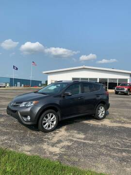 2014 Toyota RAV4 for sale at QUALITY MOTORS in Cuba City WI
