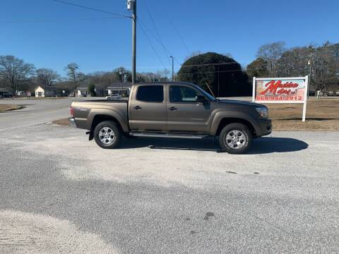 2010 Toyota Tacoma for sale at Madden Motors LLC in Iva SC