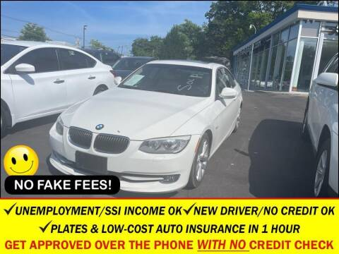 2012 BMW 3 Series for sale at AUTOFYND in Elmont NY