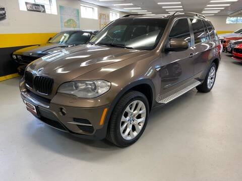2012 BMW X5 for sale at Newton Automotive and Sales in Newton MA