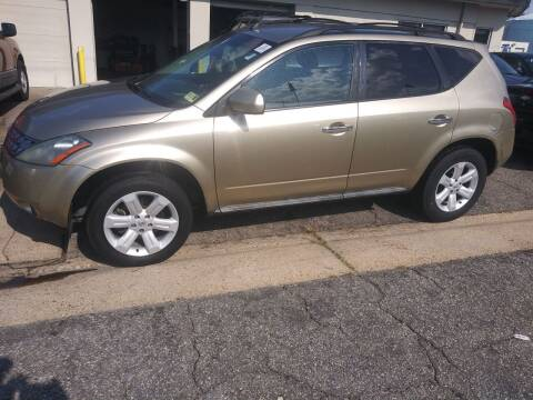 2006 Nissan Murano for sale at Charles Baker Jeep Honda in Norfolk VA