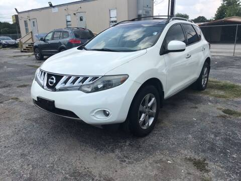 2009 Nissan Murano for sale at K-M-P Auto Group in San Antonio TX