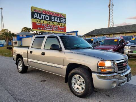 2005 GMC Sierra 1500 for sale at Mox Motors in Port Charlotte FL