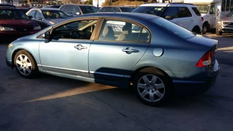 2011 Honda Civic for sale at Dubik Motor Company in San Antonio TX