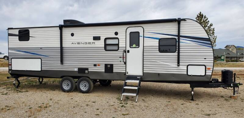 2021 Forest River Avenger 27dbs for sale at Central City Auto West in Lewistown MT
