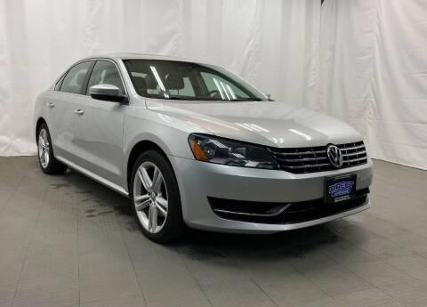 2014 Volkswagen Passat for sale at Direct Auto Sales in Philadelphia PA