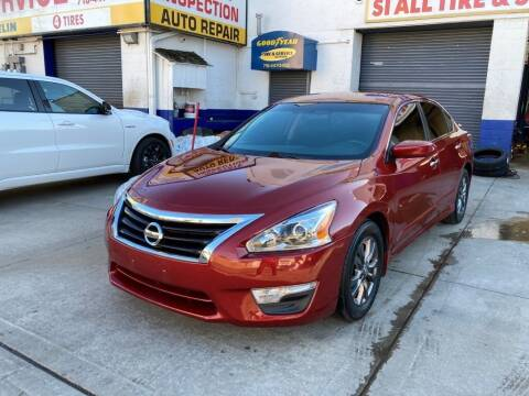 2015 Nissan Altima for sale at US Auto Network in Staten Island NY