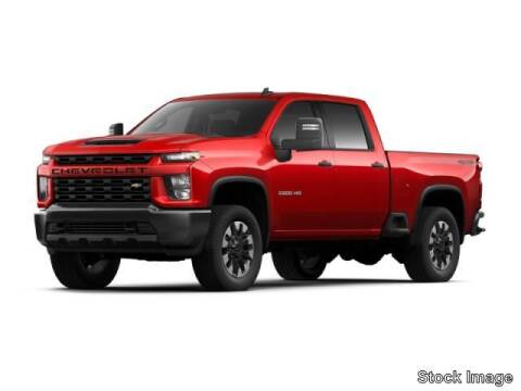 2021 Chevrolet Silverado 2500HD for sale at Cole Chevy Pre-Owned in Bluefield WV