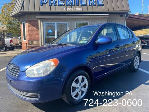 2009 Hyundai Accent for sale at Premiere Auto Sales in Washington PA