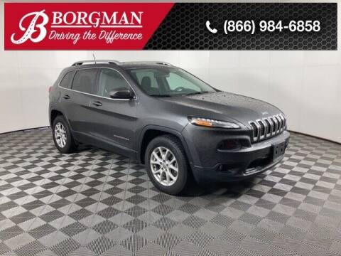 2017 Jeep Cherokee for sale at BORGMAN OF HOLLAND LLC in Holland MI