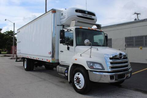 2014 Hino 338 for sale at Truck and Van Outlet - All Inventory in Hollywood FL