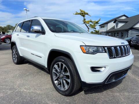 2018 Jeep Grand Cherokee for sale at Heritage Automotive Sales in Columbus in Columbus IN