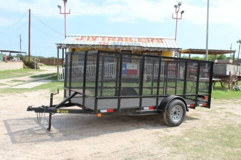 2020 Centex Utility for sale at J IV Trailers in Donna TX