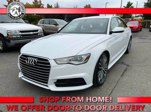 2017 Audi A6 for sale at Auto 206, Inc. in Kent WA