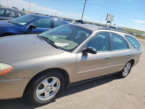 2005 Ford Taurus for sale at PYRAMID MOTORS - Pueblo Lot in Pueblo CO