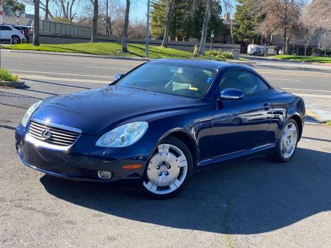 2004 Lexus SC 430 for sale at KAS Auto Sales in Sacramento CA