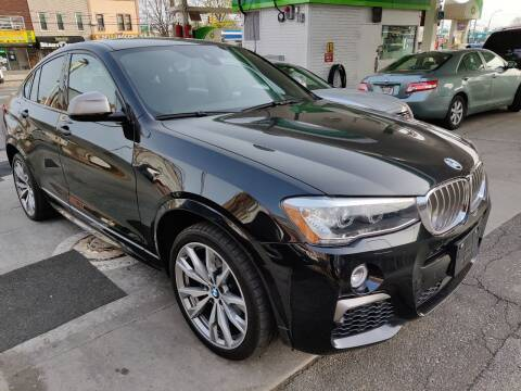 2018 BMW X4 for sale at LIBERTY AUTOLAND INC in Jamaica NY