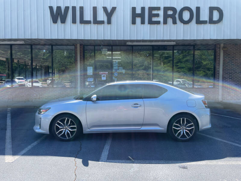 2014 Scion tC for sale at Willy Herold Automotive in Columbus GA