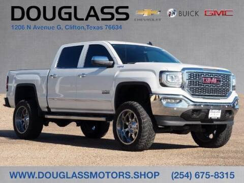 2017 GMC Sierra 1500 for sale at Douglass Automotive Group in Central Texas TX