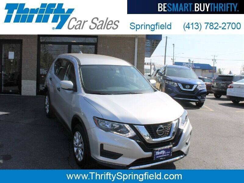 2018 Nissan Rogue for sale at Thrifty Car Sales Springfield in Springfield MA