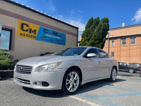 2012 Nissan Maxima for sale at Car Mart Auto Center II, LLC in Allentown PA