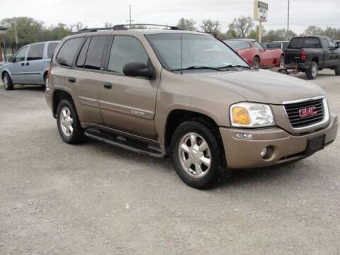 2003 GMC Envoy for sale at Frieling Auto Sales in Manhattan KS