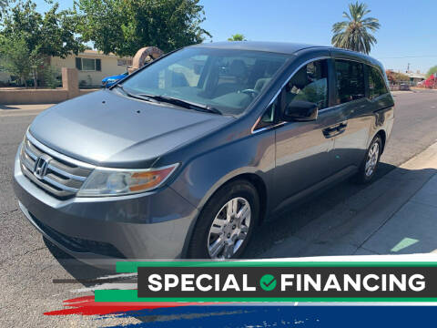 2011 Honda Odyssey for sale at Hyatt Car Company in Phoenix AZ