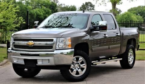 2013 Chevrolet Silverado 1500 for sale at Texas Auto Corporation in Houston TX
