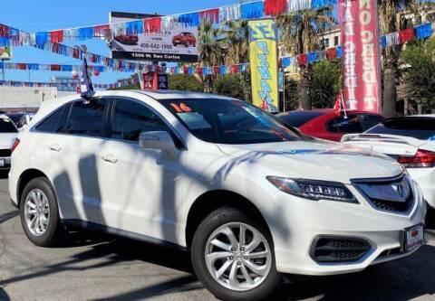 2016 Acura RDX for sale at AMC Auto Sales, Inc in San Jose CA