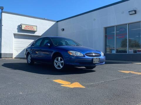 2003 Ford Taurus for sale at HIGHLINE AUTO LLC in Kenosha WI
